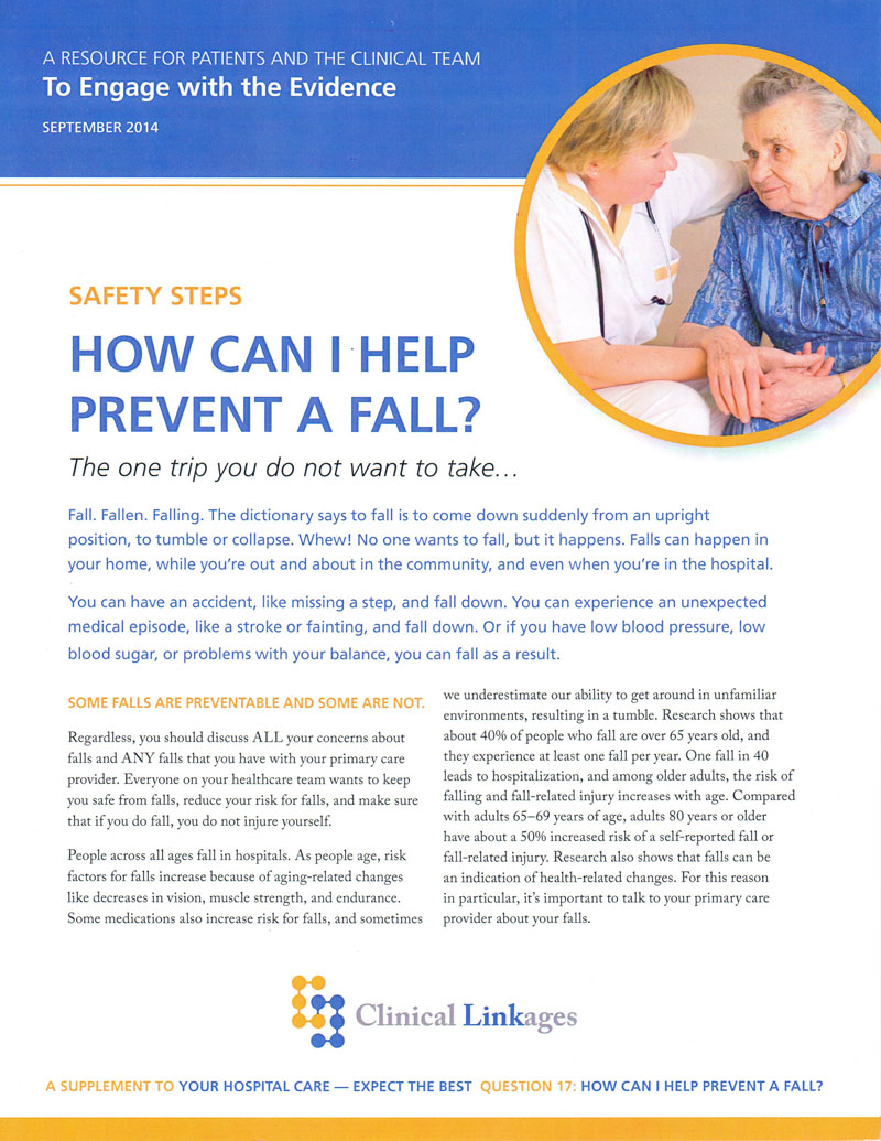 Clinical-Linkages-Prevent-a-Fall