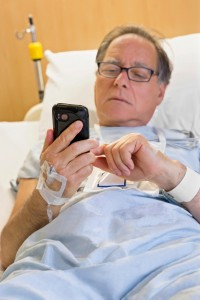 """""""The third revolution in healthcare is driven by citizens, knowledge, and smart phones."""""""